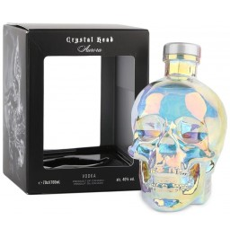 "Водка ""Crystal Head"" Aurora, gift box, 0.7 л"